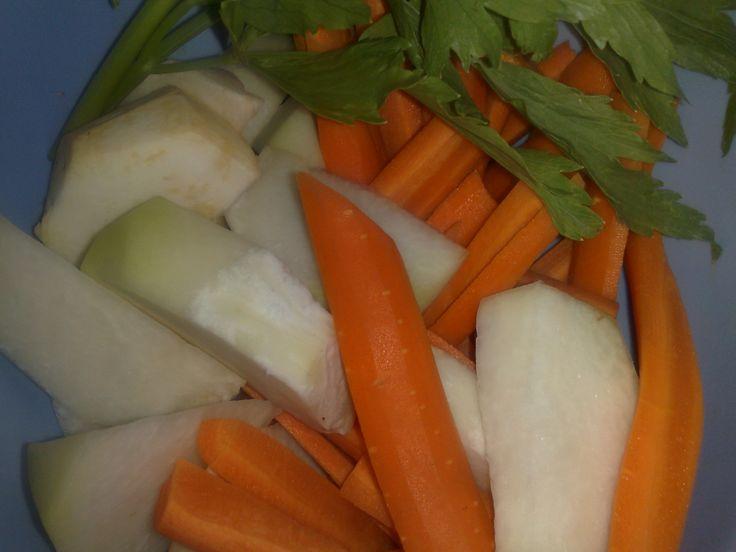 Sterilizovaná zelenina