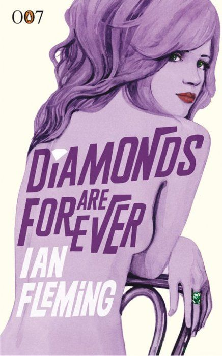Awesome James Bond Book Cover Art Featuring BondGirls by Michael Gillette