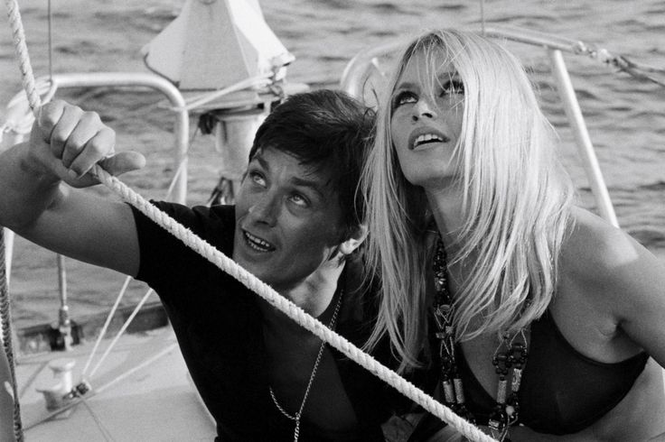 Brigitte Bardot à Alain Delon, sa déclaration