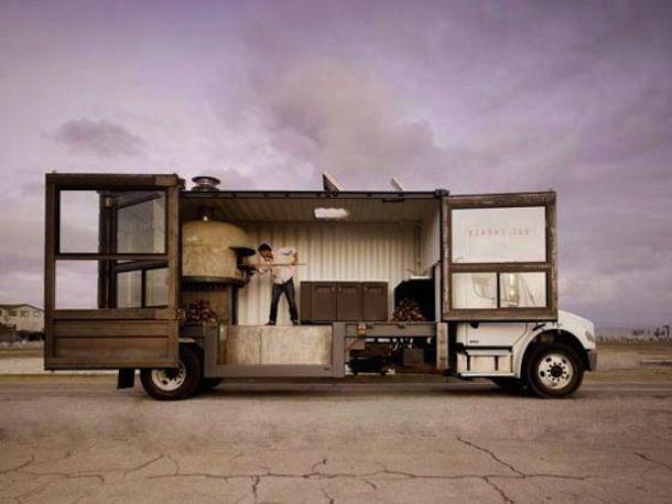 Del Popolo's Mobile Pizzeria