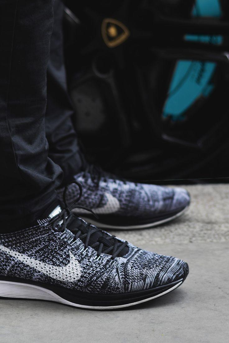 """Envy Avenue. — envyavenue:   Nike""""Oreo"""" Flyknit Racers"""