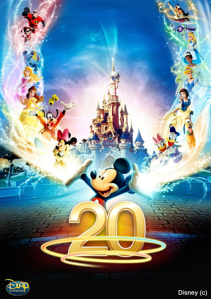 Pure Magic - DLP's 20th Anniversary