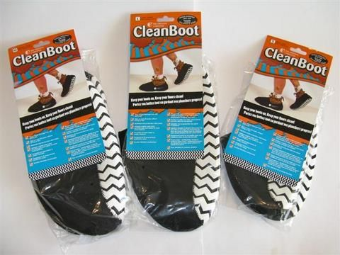 Cleanboot - Work Boot Covers - Australia
