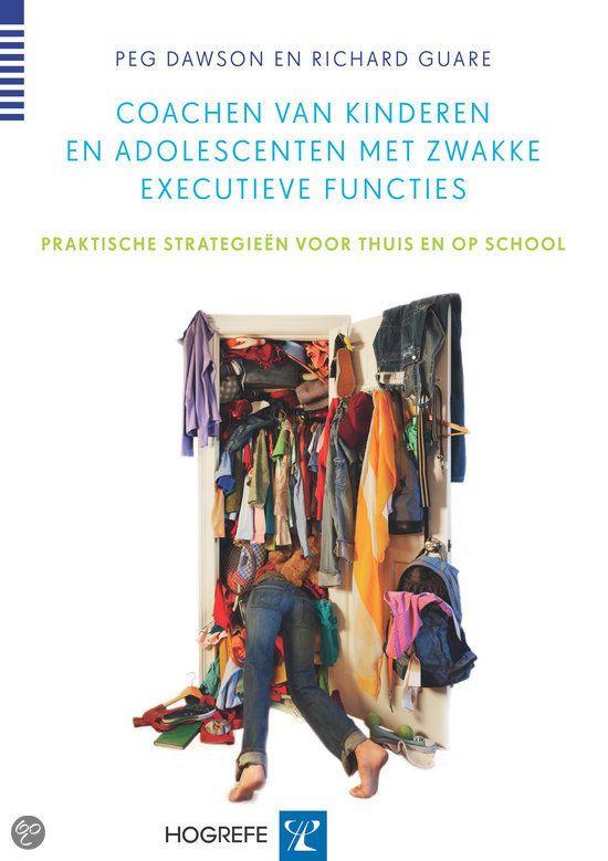 bol.com | Coachen Van Kinderen En Adolescenten Met Zwakke Executieve Functies, Peg...