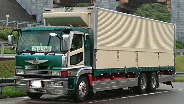 See 葱馬ちゃん Gangrocker7002 Instagram Media Posted 10 Months Ago ふそうグレート 冷凍ウイング アートトラック 信 In 2020 Trucks Vehicles