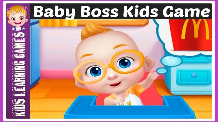 Baby Boss Kids Games - [ kids game]  baby boss - kids play care game, doctor game and dress up game