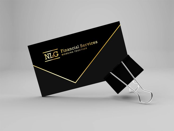 NLG Financial Services -  Los Angeles, California - #Logo #Design #Photoshop #TheGill