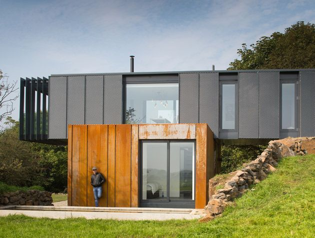 10 Of Kevin Mccloud S Favourite Grand Designs Tv Houses