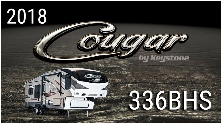 2018 Keystone Cougar 336BHS Fifth Wheel RV For Sale TerryTown RV Superstore Check out 2018 Cougar 336BHS now at http://ift.tt/2tJavyD or call TerryTown RV today at 616-426-6407!  Channel your inner wildcat with this 2018 Cougar 336BHS fifth wheel from Terry Town RV Superstore!  Cougar fifth wheels feature a high-gloss medallion gel-coated Filon fiberglass exterior. The front cap has LED docking lights Max Turn technology and patented front cap hitch vision. Oversized exterior baggage doors…