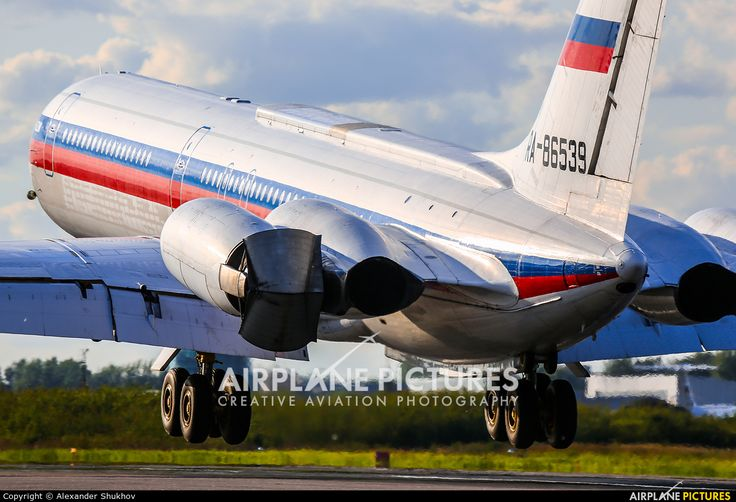 Russia - Air Force Ilyushin Il-62