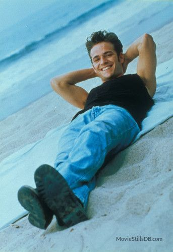 """Beverly Hills, 90210"" Luke Perry"
