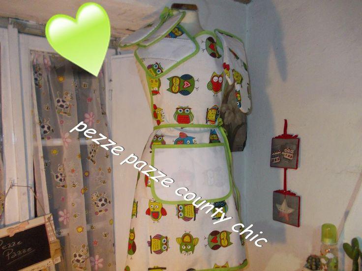 SET CUCINA GUFOSO, by pezze pazze, 19,00 € su misshobby.com