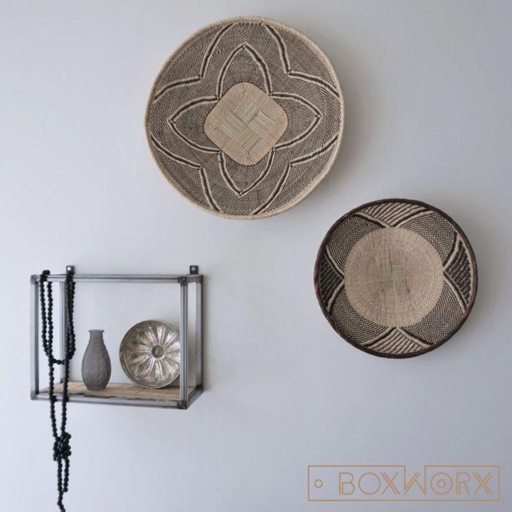 Binga baskets zijn een traditioneel fair trade product uit Zimbabwe. De met de hand geweven manden worden gemaakt door vrouwen van de Batonga stam.