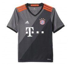 adidas Youth Bayern Munich Away Jersey 16/17