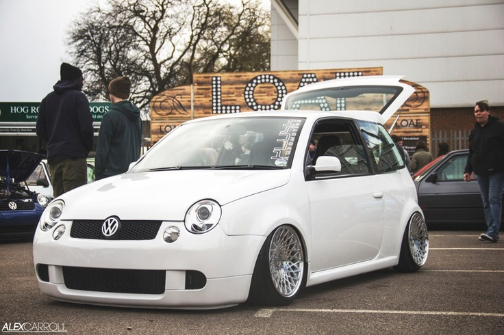 VW Lupo - pocket rocket.
