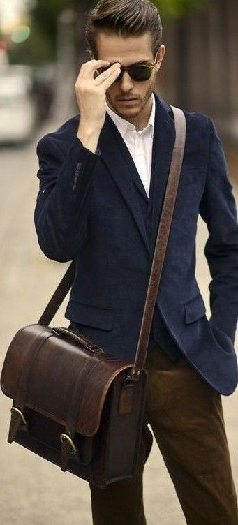 50 Most Hottest Men Street Style Bag to Follow These Days (22)