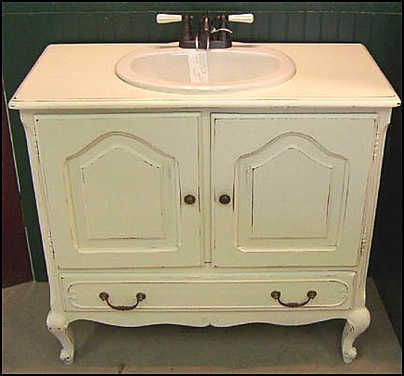 136 best images about bathroom make it pretty on pinterest - Country french bathroom vanities ...