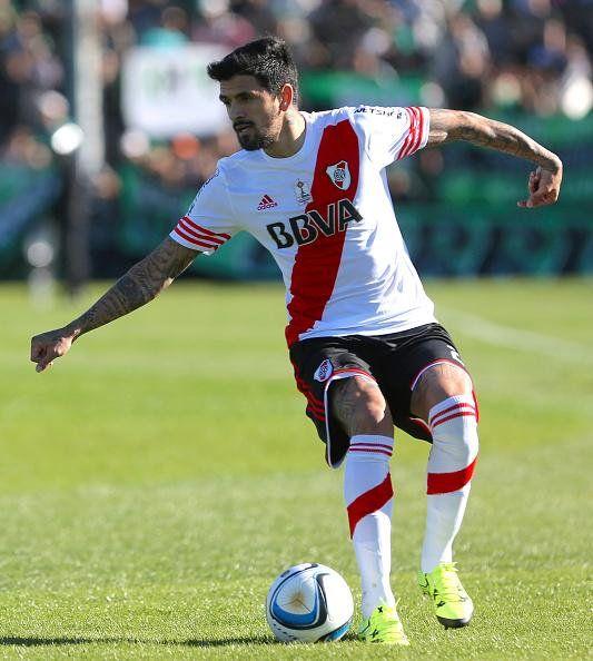 "Luis ""Lucho"" Gonzalez #River #Porto #Marsella #Capitan"
