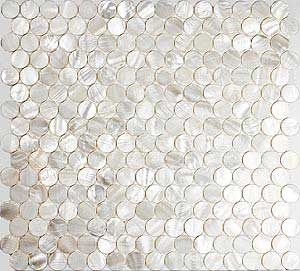 shell tiles #bathroom #tiles #shell