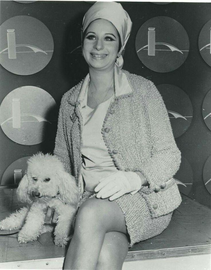 Lyric barbra streisand hello dolly lyrics : 79 best Streisand and Her Dogs images on Pinterest | Barbra ...
