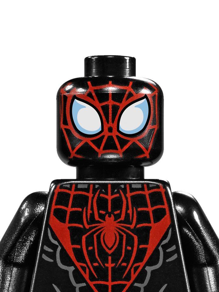 Miles Morales - Characters - Marvel Super Heroes LEGO.com