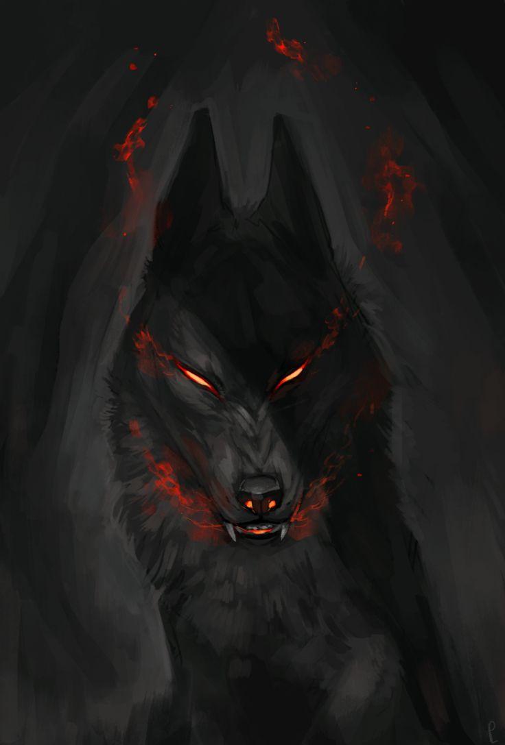 122 best anime wolf images on Pinterest | Anime animals ... - photo#3