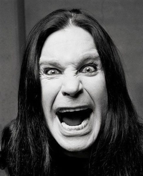 \m/ Ozzy Osbourne; his music inspires the shit out of me, i will never stop listening to it. My first concert that I attended was on of his. <3