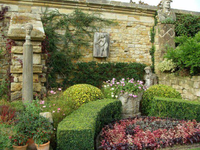 Italian garden nitty gritty dirt man pinterest for Italian garden design