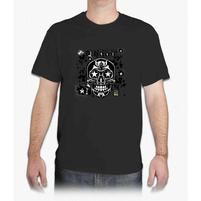 Addicted To Chaos Movie T Shirt Bee Movie - Mens T-Shirt