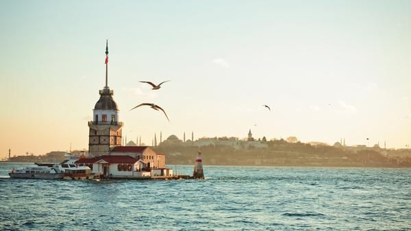 The rebirth of Istanbul's Bosphorus - Maiden's Tower