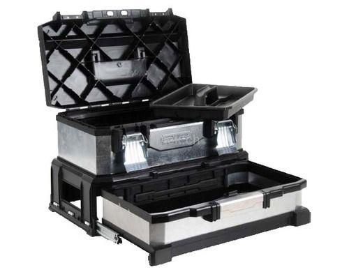 Stanley Werkzeugbox Metall-Kunststoff