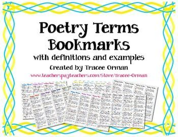 """figurative language poetry terms Poetry glossary - an introduction to poetic terms and devices figurative language apostrophe: a direct address of an inanimate for more poetic terms and forms, visit """"browse poems and poets"""" from the poetsorg homepage, then click on the """"forms"""" menu in the poem index you can also browse our."""