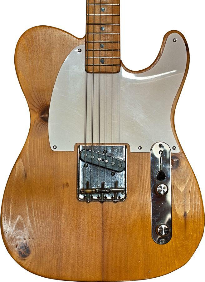 Carmine Street Guitars Bowery Pine Series