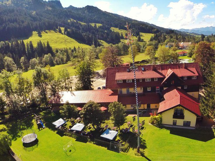 Unser #Wiesengrund in #BadHindelang im #Allgäu