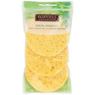 Ecotools Facial Sponges Yüz Temizleme Süngeri 7409  #bakım #alışveriş #indirim #trendylodi    #makyaj #bayan  #makyajtemizleyici