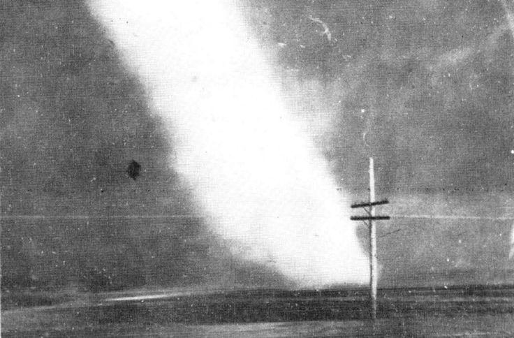 April 11, 1965 -- Palm Sunday Outbreak