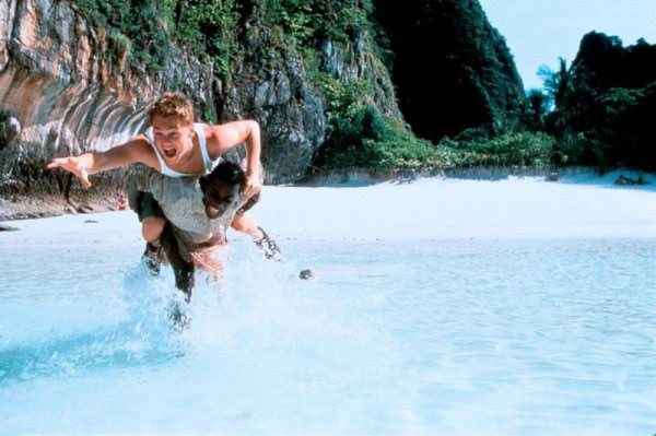 The Beach (2000) – An American adventure-mind young man is desperate to discover something new and unknown. He goes to this secret island in Thailand that is so mysterious that he finds him self trapped in it.