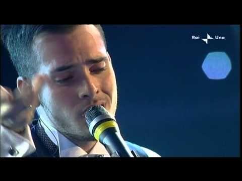 Sanremo 2010 - Tony Maiello - Il Linguaggio Della resa