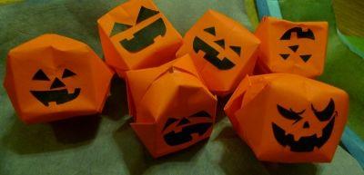 10月24日(日)「ハローウィーン飾りづくり」のお知らせ♪   まかどの森プレイパーク