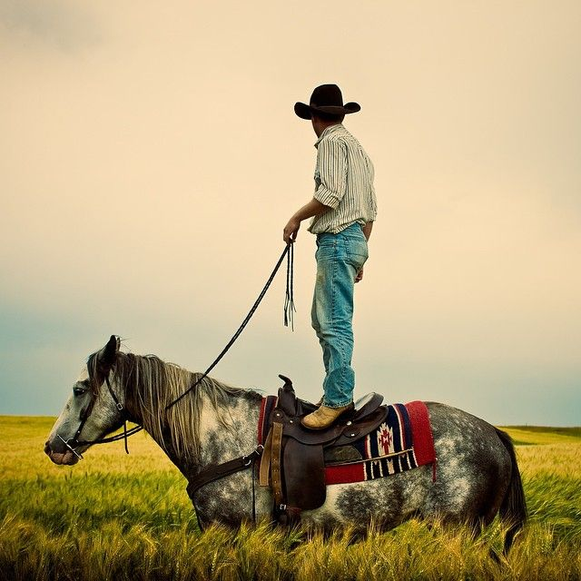 Cowboy by Christopher Wilson Photography