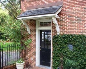 12 best images about front door dormer on pinterest side for Front door roof designs
