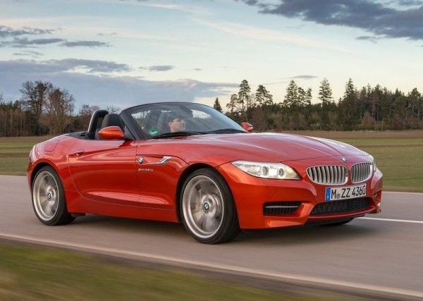 2014 BMW Z41 600x427 2014 BMW Z4 Convertible Full Review With Images