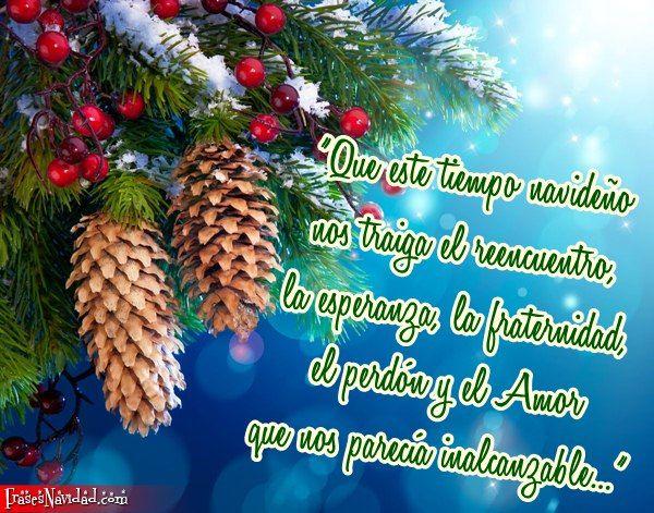 mensajes de navidad | Frases de Navidad para Facebook