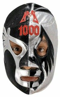 1000 Máscaras
