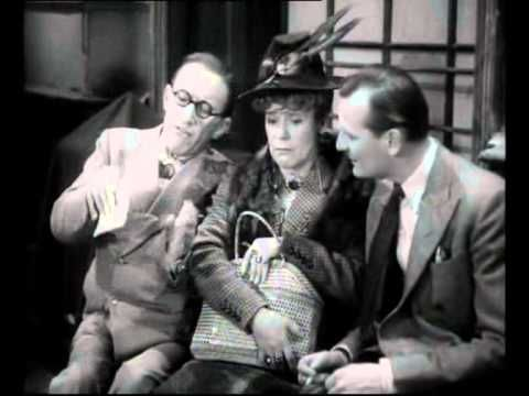 1941 - The Ghost Train - Arnold Ridley | Walter Forde - FULL MOVIE