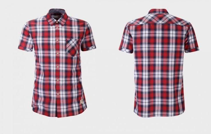 Pánská košile MUSTANG | Freeport Fashion Outlet