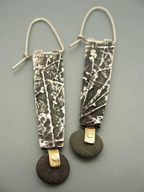 Leptospermum Earrings | Flickr - Photo Sharing!