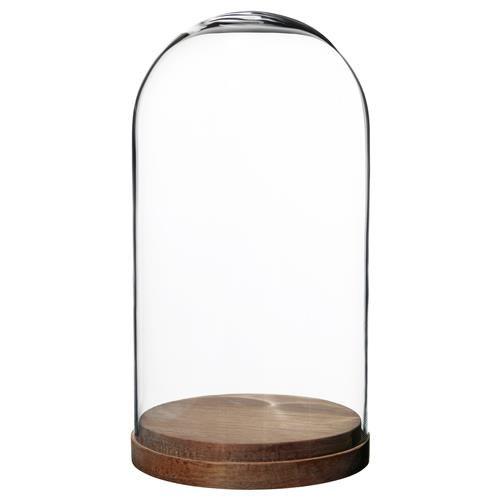 HARLIGA γυάλινος θόλος με βάση - IKEA