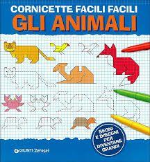 cornicette a quadretti animali - Cerca con Google