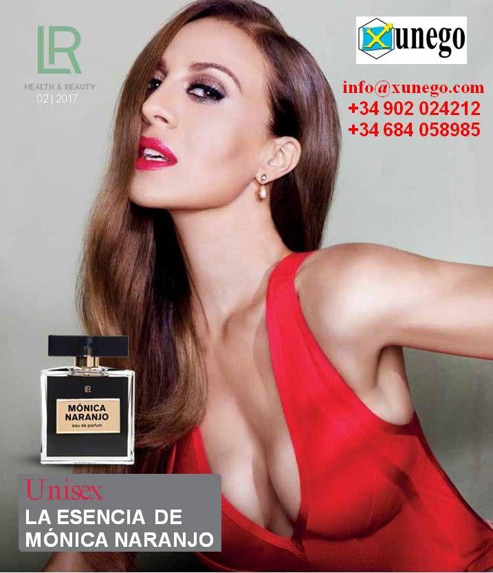 La portada del catálogo de LR Health & Beauty, correspondiente al mes de febrero de 2017.